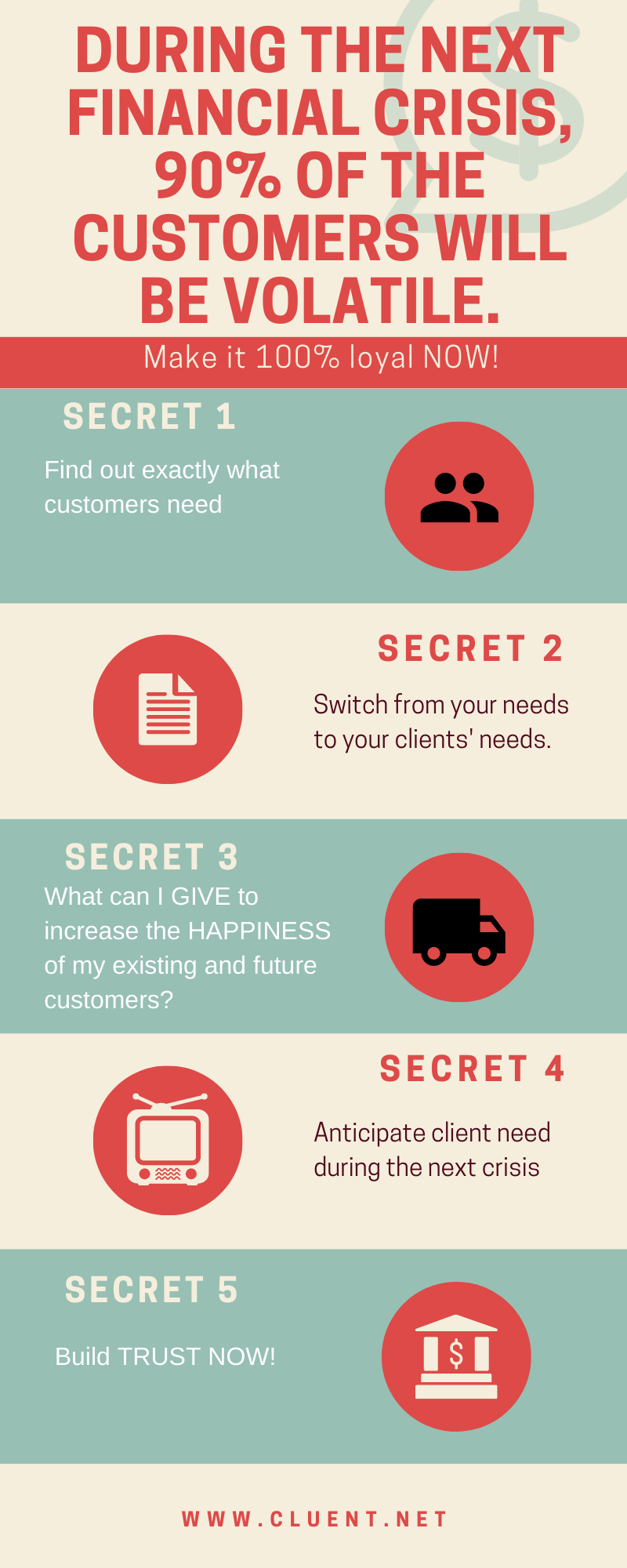 secrets to loyal customers
